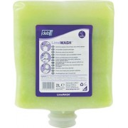 DEB LIME HAND CLEANSER 2LTR