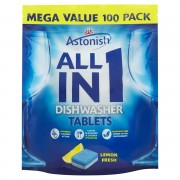 ASTONISH ALL IN ONE DISHWASHER