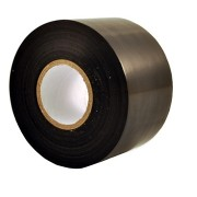 BLACK LO-TAC TAPE 50MM X 32MTR