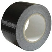 75MM X 50MTR BLACK GAFFA TAPE