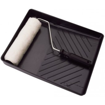 """9"""" PAINT ROLLER TRAY SET"""