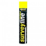 YELLOW SURVEY LINE PAINT