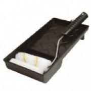 """4"""" PAINT ROLLER TRAY SET"""