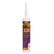 310ML WHITE SILICONE SEALANT