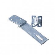 "7"" H/DUTY HASP & STAPLE"