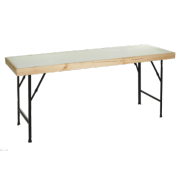 6FT X 2FT CANTEEN TABLE