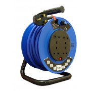 25MTR 240V EXT LEAD REEL