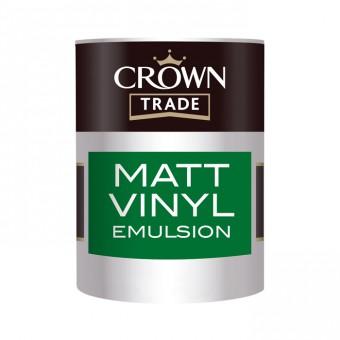 5LTR COLOURED EMULSION V.MATT