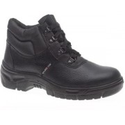 BLACK CHUKKA SAFETY BOOTS