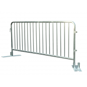 1m CROWD CONTROL BARRIER