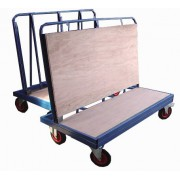 LARGE A FRAME TROLLEY